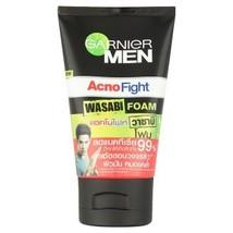 Garnier Men Acno Fight Wasabi Foam 100 ml - $8.81