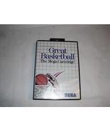great basketball  sega   game - $0.99