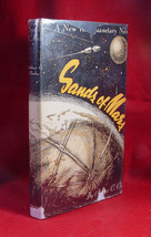 Sands of Mars by Arthur C. Clarke (1952, Hardback) first edition variant - $230.30