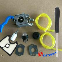Carburetor For Zama C1Q-W37 Husqvarna 125B 125BX 125BVX Blower 545081811 - $14.34