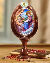 Byzantine Nativity Egg