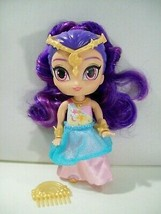 "NWOB SHIMMER & SHINE ZAHRAMAY SKIES NADIA 6"" DOLL FISHER PRICE NEW LOOSE... - $14.65"