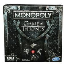 Monopoly Game of Thrones, Board Game Based on Hit TV Series from HBO - $49.00