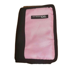 Nintendo ds pink soft Carrying case - $9.50