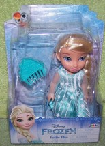 "My First Disney FROZEN Petite ELSA 6"" Doll New - $14.50"