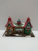 Department 56 North Pole Series- Welcome To Elf Land Gateway Entrance 56431 - $15.79
