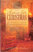 Home For Christmas Colleen Coble Carol Cox Terry Fowler Gail Gaymer Martin  - $3.00