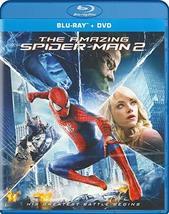 The Amazing Spider-Man 2 (Blu-ray + DVD)