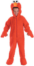 Toddler 2T /NWT Deluxe Red Plush Elmo Licensed Costume by Disguise - $59.35