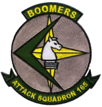 US Navy VA-165 Boomers Patch - $11.87