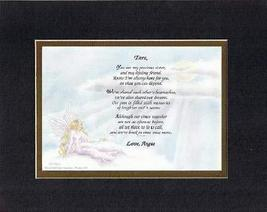 Personalized Touching and Heartfelt Poem for Sisters - You Are My Precio... - $22.72