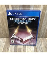 Geometry Wars 3: Dimensions Evolved Sony PlaySation4 PS4 Brand New Sealed - $8.90