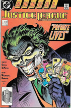 Justice League Comic Book Annual #2 DC Comics 1988 VERY FINE MINT NEW UN... - $2.99