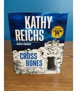 Cross Bones (Kathy Reichs) - Abridged Audiobook - Five CDs - Trusted eBa... - $4.85