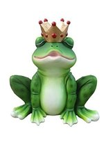 The Frog Prince Collectible Fairy Tale Figurine And Romantic Gift By DWK - $19.95