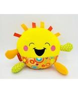 "Fisher Price Giggle Gang Goldie 6"" Interactive Laughing Plush Sunshine Crib Toy - £8.44 GBP"