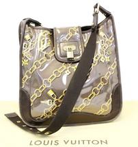 LOUIS VUITTON Monogram Charm Musette Taupe Shoulder Bag - $824.03