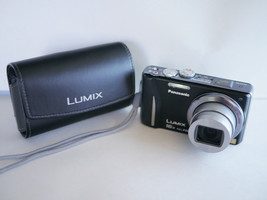 Panasonic Lumix DMC-ZS10 14.1MP 16x Digital Camera AVCHD Parts Repair Ba... - $29.99
