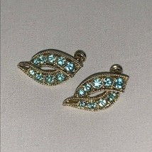 Vintage Clip On Earrings Screw Back - $38.70
