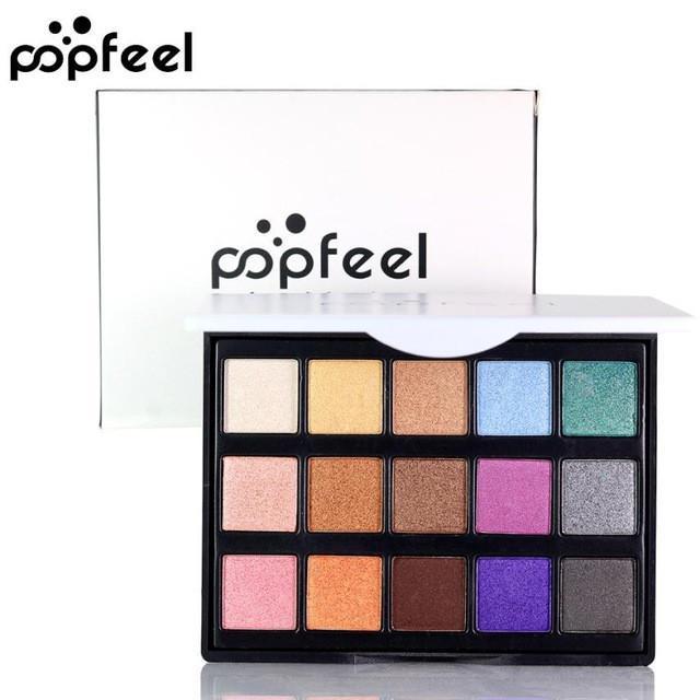 Hot Professional Makeup Cosmetic Matte Pigment Shimmer Set