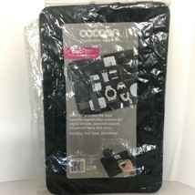 """NEW Cocoon CPG20BK GRID-IT! Accessory Organizer Black Large Size 9.6"""" x... - $19.70"""