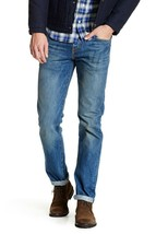 Levis 511 men jeans slim fit Red line selvedge 045111892 white oak cone ... - $128.00