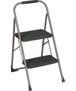 Cosco Two Step Big Step Folding Step Stool with Rubber Hand Grip - $54.05