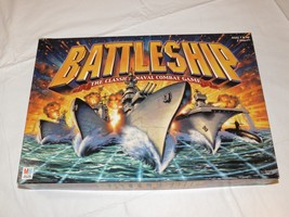 Battleship The Classic Naval Combat Game Missing Instructions Pre-Owned - $39.59