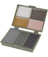 Seven Color Camouflage Mineral Oil Face Paint Case - $8.49