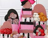 Tower of Heartts: Valentine's Day Gift Basket