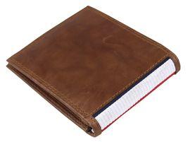 Tommy Hilfiger Men's Leather Credit Card Id Traveler Rfid Wallet 31TL240004 image 12