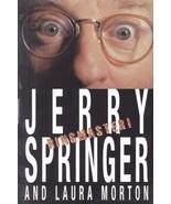 "Jerry Springer Signed Book ""Ringmaster"" - $44.99"