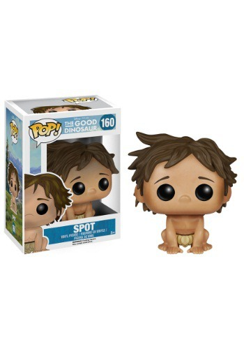 The Good Dinosaur POP! Disney Vinyl Figure Spot NO 160