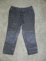 Lane Bryant Pants Plus Size 18/20 Gray Elastic Waist Inseam 29 NWOT - $28.90