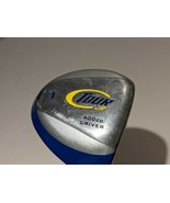 Tour Jr. Flex Titanium #1 Hybrid Driver Yellow Blue 400cc Righthand Gol... - $6.82