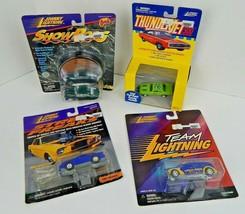 Johnny Lightning Lot Of 4 Cars - $49.00