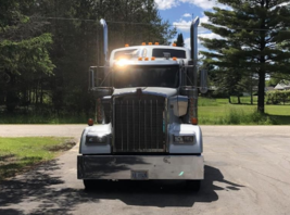 2013 KENWORTH W900L For Sale In West Branch, Michigan 48661 image 3