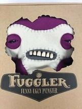 FUGGLER FUNNY UGLY MONSTER BURGUNDY RED NEW IN BOX :B19-3 - $19.85