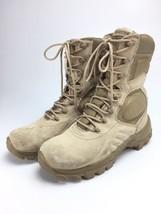 Bates Delta ICS E02950 desert tan mililtary combat boots mens 7.5 - $49.49