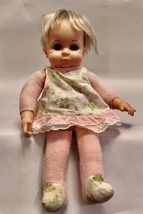 "Vintage Ideal 1971 /1B-12-H-197 -11"" Doll Shelf Sitter - $9.50"