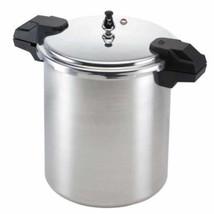 16-Quart Aluminum Pressure Cooker/Canner Rustproof and Dishwasher Safe - $87.06
