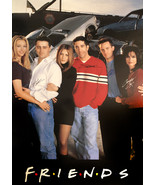 Friends Signed Movie Poster  - $180.00