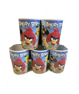 ANGRY BIRD PLASTIC DRINKING CUPS  - $1.99