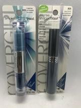 Covergirl 825 Shadowblast Tempest Blue/Bomb Smoky/Intense  022700135158 - $29.69