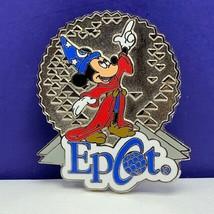 Walt Disney world Pin trading badge pinback Mickey Mouse Fantasia Epcot center - $19.60