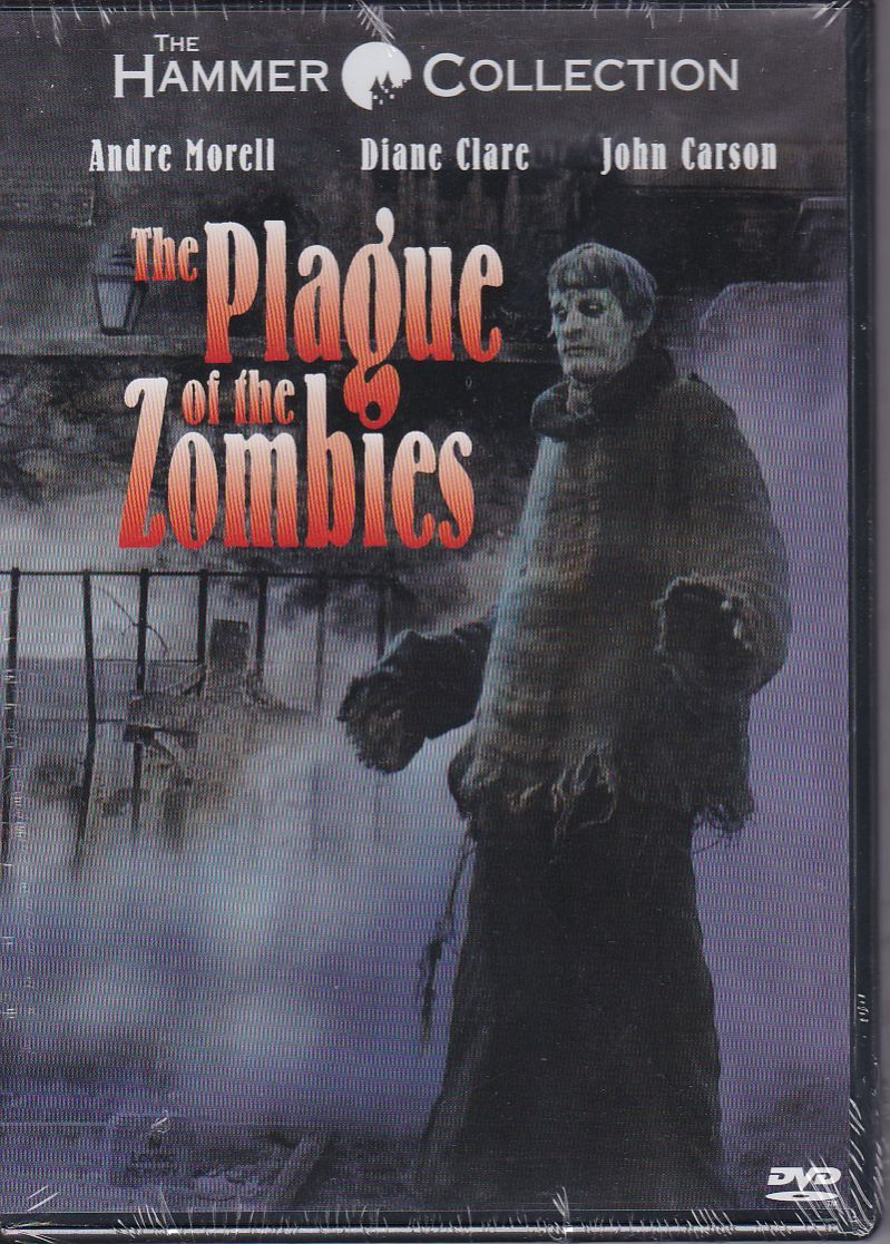 Primary image for The Plague of the Zombies All-Region Widescreen DVD (1999)