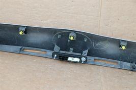 2010-15 XW30 Prius Trunk Lift Gate Handle Garnish Trim Panel Tag Light Cover image 9