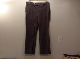 Eddie Bauer Mercer Women's Brown Casual Pants Sz 10