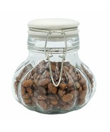 Meloni Storage Jar with White Top - $39.00