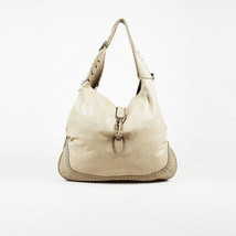 Gucci Large New Jackie Leather Hobo Bag - $605.00